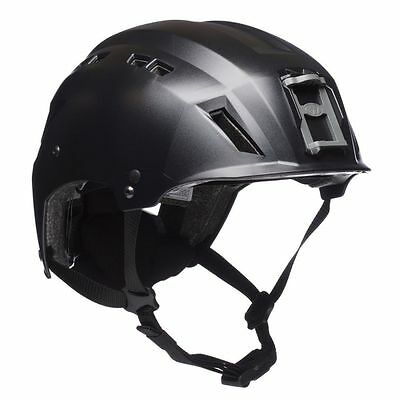 Team Wendy EXFIL SAR Backcountry Helmet with Rails  (color: Black, size: unisize