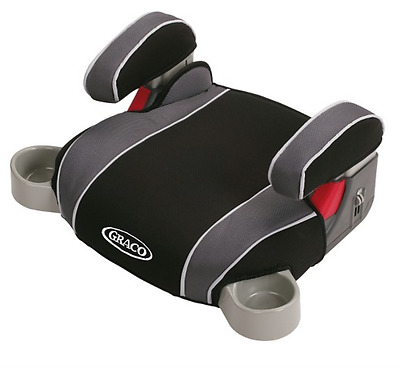Graco Backless TurboBooster Car Seat Child Kids Toddler Safety Booster