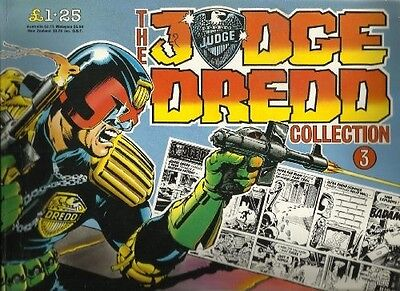 The Judge Dredd Collection 3., Very Good Condition Book, Alan Grant and Ron Smit