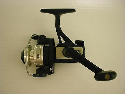 Used Shimano Tx 500 F Ultralight Spinning Reel Made In Malaysia