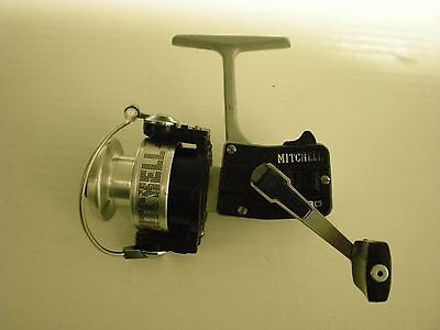 Used Hard T0 Find Vintage Mitchell 4430 Spinning Reel Made In France