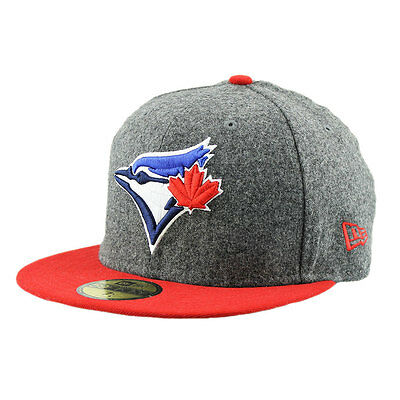 Toronto Blue Jays Melton 59FIFTY [5950] Fitted Cap