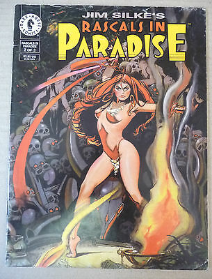 jim silke's rascals in paradise 2 of 3  dark horse comics