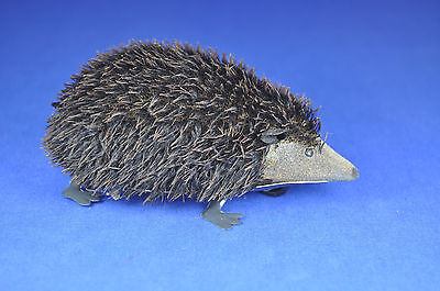 Blech / Tin Toy: Igel mit Friktion / Hedgehog with Friction Drive, ca. 12 cm