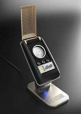 Star Trek TOS Communicator mit Bluetooth 1/1 Replik 22 cm, Raumschiff Enterprise