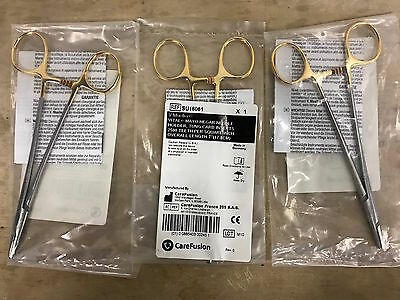 "V. Mueller Vital Mayo-Hegar TC Needle Holder 7"" - Reference: SU16061 - Lot of 3"