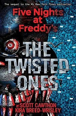 **NEW** - Five Nights at Freddy's: The Twisted Ones (Paperback) - 1338139304