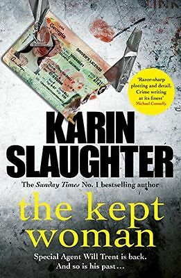 The Kept Woman: (Will Trent Series Book 8) (The Will Trent (PB) 0099599457