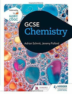 **NEW** - WJEC GCSE Chemistry (Wjec Gcse Science) (Paperback) - 1471868745