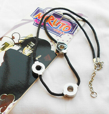 Japan naruto Itachi Akatsuki Uchiha 3 Pendant cosplay necklace FS346
