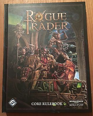 Rogue Trader WARHAMMER 40,000 GDR Gioco di Ruolo in inglese