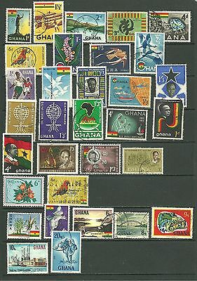 Ghana: 1959-1967 A used selection