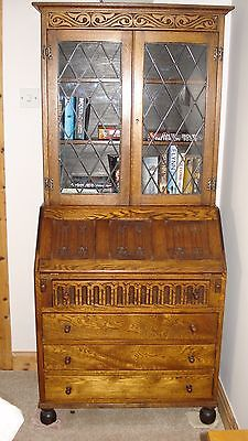old charm furniture bookcase/writing desk