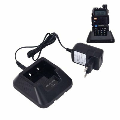 Baofeng Radio Li-ion Battery Charger Adapter for UV-5R 5RA 5RB 5RD 5RC 5RE Plus