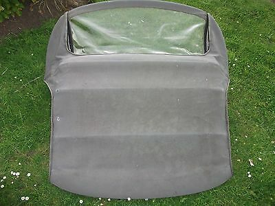 MGTF/MG TF/MGF GREY MK2 Hood / Soft Top / Rear Screen