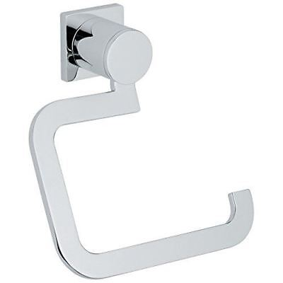 GROHE 40279000 Allure Paper Holder, Starlight Chrome
