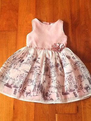 Gorgeous Girl's Marks & Spencer Party DRESS age 4-5 years~Excellent condition~