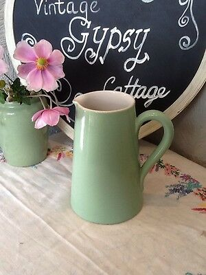 Pretty Vintage Lovatts 1 1/2pt Milk Jug/pitcher #2953