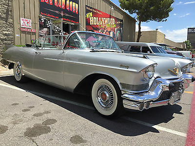 1957 Cadillac Biarritz Rock Star Owned 1957 Cadillac El Dorado Biarritz Convertible Rock Star Owned !