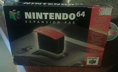 Expansion Pack Nintendo 64