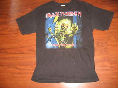 IRON MAIDEN no prayer for the dying  M black t-shirt