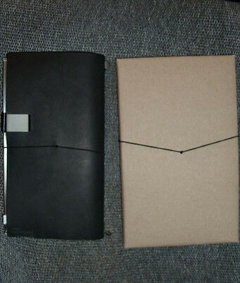 Midori Traveller's Notebook (with extras)