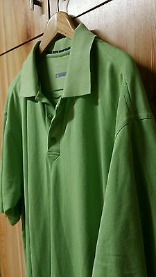 Cutter and Buck moisture wicking golf polo shirt XLT / TGL These are large sizes