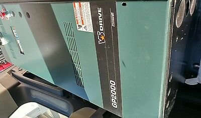 Reliance GP2000-SPCL AC Variable Speed VS Drive Control VFD 125HP 125 HP