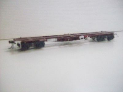 Auscision Nqiw Container Wagon Sra Red