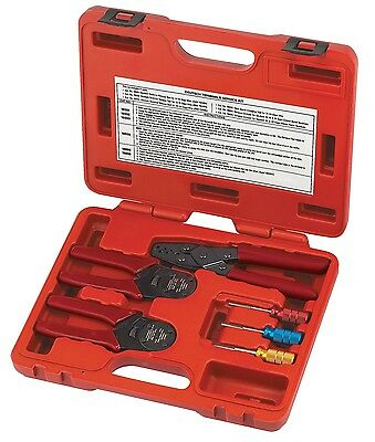 "Tool Aid Deutsch ""Dutch"" Terminal Crimper 6 Pc. Service Kit -"