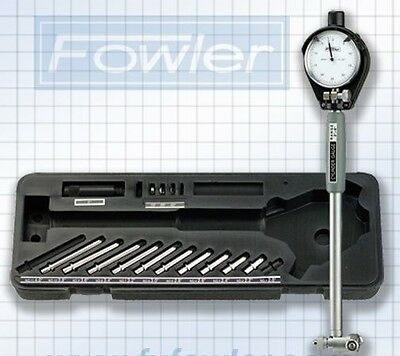 "Fowler Dial Cylinder Bore Gauge Deluxe Set 2""-6"" -"