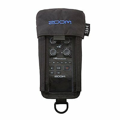 New ZOOM H6 special case PCH-6 JP Free Shipping
