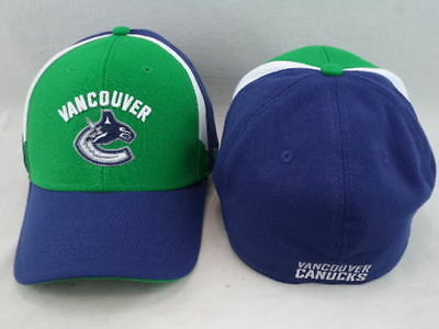 NHL Vancouver Canucks Einstellbar Eis Hockey Kappe Hut