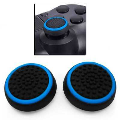 Gommini PS4/Pro Xbox One Protettivi Stick Analogico Controller Joystick Grip Blu