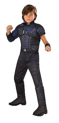 Rubie's Costume Captain America: Civil War Hawkeye Deluxe Muscle Chest Child