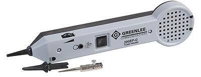 GREENLEE Professional Tone Probe Kit Low Voltage Tracing Voice Data Video Wiring