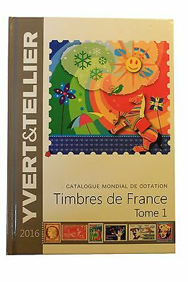 Timbres France catalogue France YT 2016