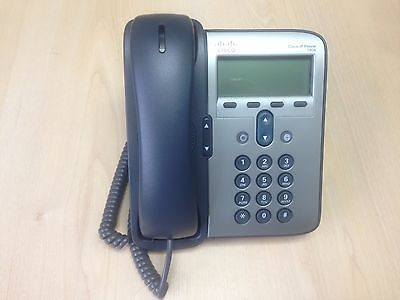 New!!! Boxed!!! Cisco IP Phone 7906G with Latest SIP VoIP Firmware Installed,
