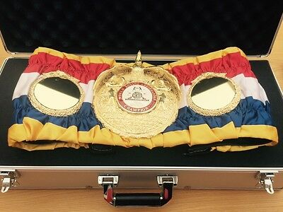 Official WBA Super Champion boxing belt!Also selling genuine IBF,WBO,WBA