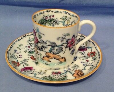 Antique China Cabinet Cup and Saucer Aynsley Hampton Of London