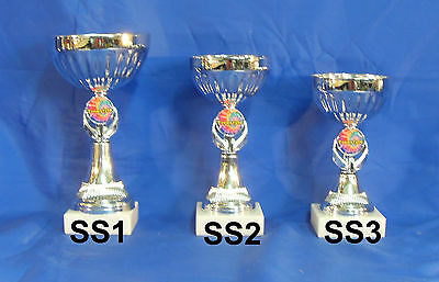 Budget Cups Award Trophy FREE engraving Sport School Reward Winner Prize Quiz