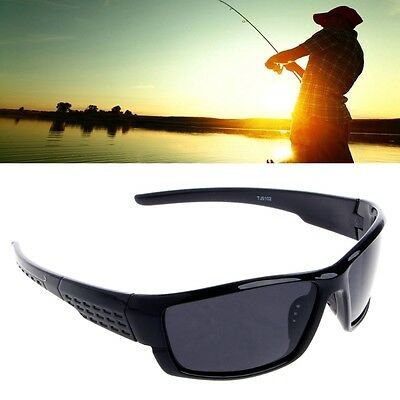 Mens Polarized Outdoor Sports Sunglasses Driving Cycling Glasses Fishing Eyewear