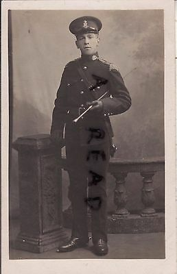 Soldier Royal Norfolk Yeomanry in Full Dress Swaffham connection ?