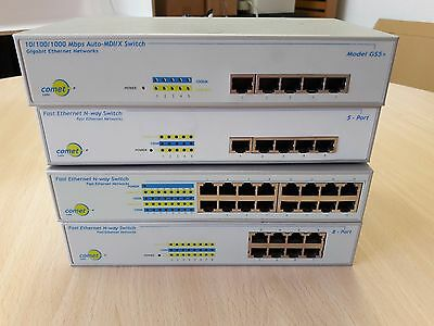 Ethernet Swtich Lot - Comet Labs