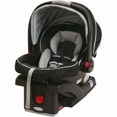 Graco Baby Newborn Car Seat SnugRide Click Connect 35 Infant Black
