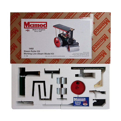 Mamod Steam Roller with Canopy Kit SR1AK