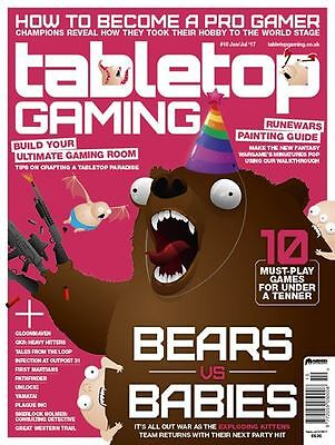 Tabletop Gaming Magazine - Issue 10 Jun/jul '17  - Sent First Class -