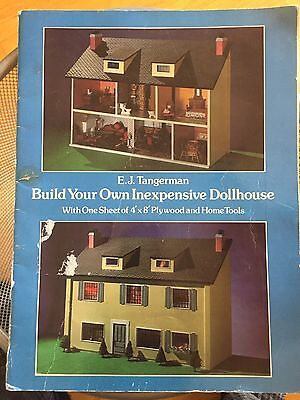 Build Your Own Inexpensive Dollhouse
