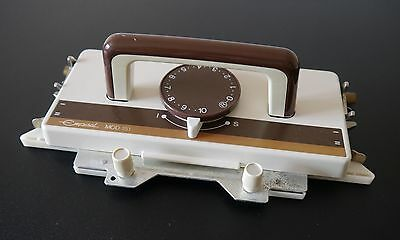 K-carriage for chunky Knitmaster/Silver Reed knitting machine SK150 & SK151