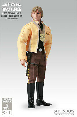Sideshow – Luke Skywalker Yavin – 12-Inch Action Figure
